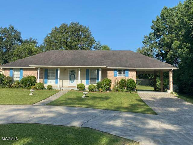1307 Hideaway Lane, Carriere, MS 39426 (MLS #365847) :: The Sherman Group