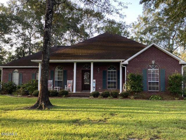 6705 Little Bluff Cv, Vancleave, MS 39565 (MLS #366175) :: The Sherman Group