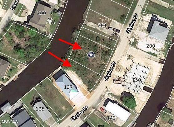 149 Skyline Dr, Bay St. Louis, MS 39520 (MLS #366305) :: The Demoran Group of Keller Williams