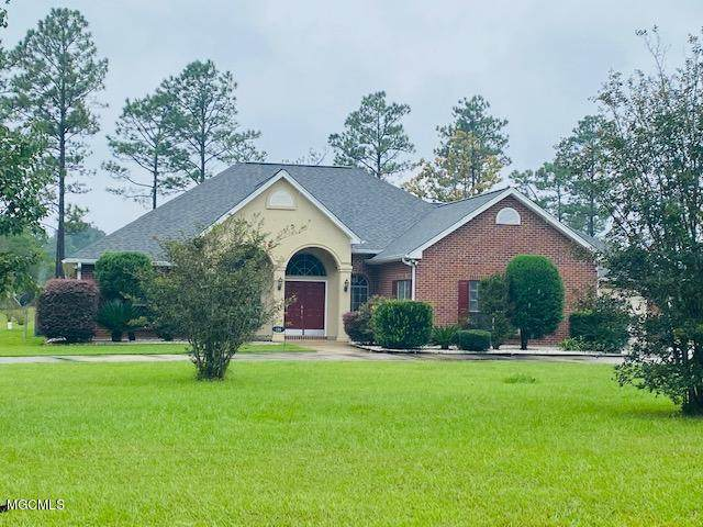 196 Timberlane Rd, Picayune, MS 39466 (MLS #366623) :: Coastal Realty Group
