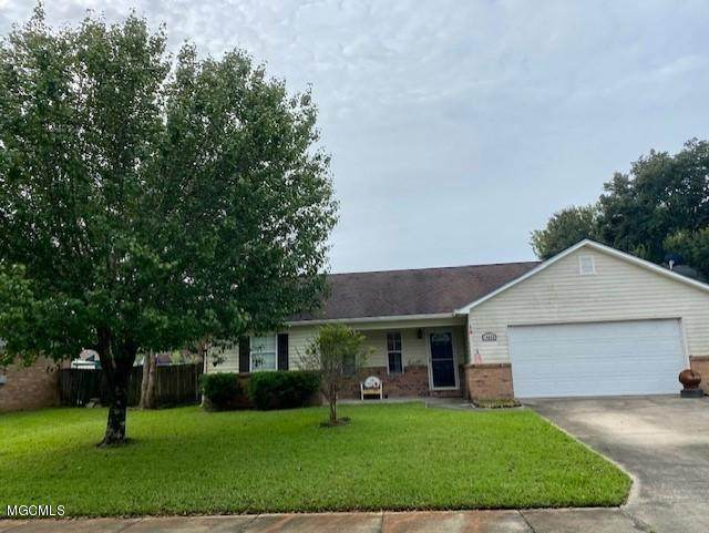 10826 Plummer Cir, Gulfport, MS 39503 (MLS #366682) :: Keller Williams MS Gulf Coast