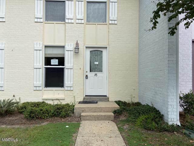 3230 Cumberland Rd #85, Ocean Springs, MS 39564 (MLS #366807) :: Keller Williams MS Gulf Coast