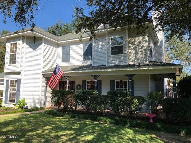 1306 Heidenheim St, Pascagoula, MS 39581 (MLS #367067) :: Berkshire Hathaway HomeServices Shaw Properties