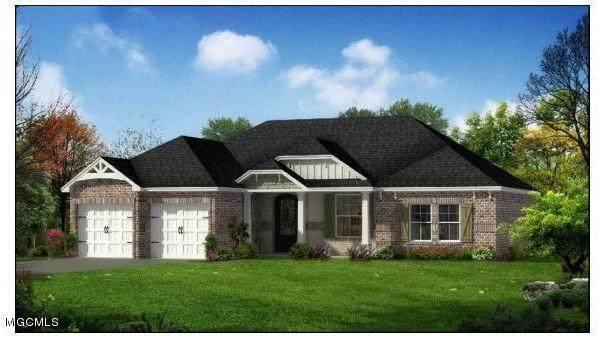 12023 Schooner Cv, Biloxi, MS 39532 (MLS #367291) :: Berkshire Hathaway HomeServices Shaw Properties