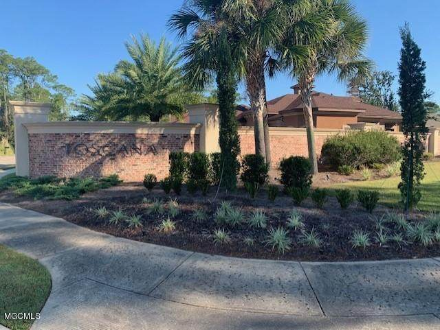 Lot 23 Via Toscana, Ocean Springs, MS 39564 (MLS #367629) :: Berkshire Hathaway HomeServices Shaw Properties