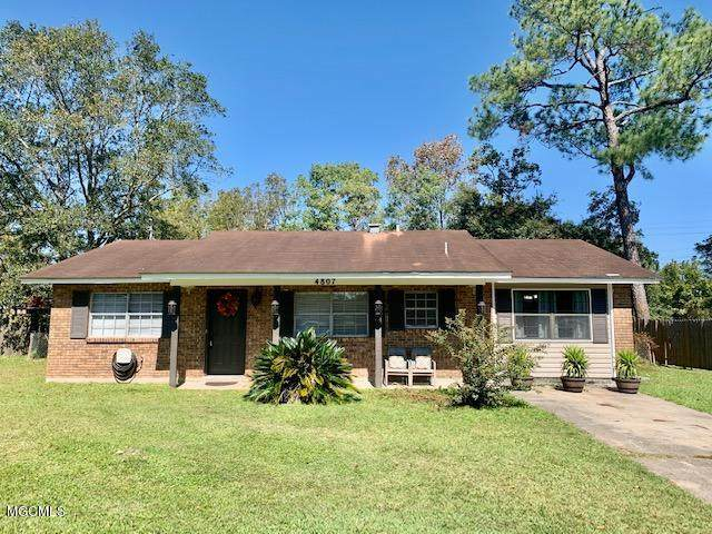 4807 Chippewa Ave, Pascagoula, MS 39581 (MLS #367650) :: Berkshire Hathaway HomeServices Shaw Properties