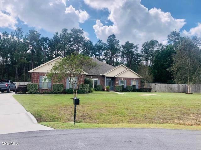 12016 Sugar Maple Dr, Ocean Springs, MS 39565 (MLS #367894) :: Berkshire Hathaway HomeServices Shaw Properties