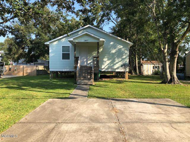 2417 Tyler Ave, Pascagoula, MS 39567 (MLS #368035) :: Berkshire Hathaway HomeServices Shaw Properties