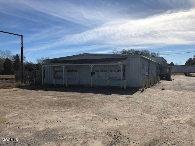 6800 Grierson St, Moss Point, MS 39563 (MLS #368178) :: Berkshire Hathaway HomeServices Shaw Properties