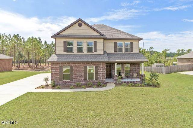 7131 Sonoma Dr, Biloxi, MS 39532 (MLS #368518) :: Berkshire Hathaway HomeServices Shaw Properties
