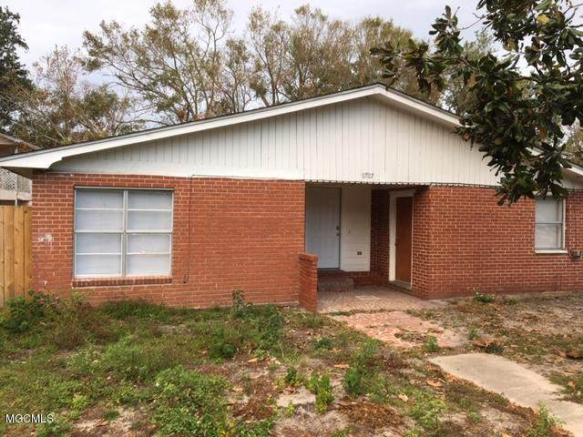 1707 Smith Ave, Pascagoula, MS 39567 (MLS #369055) :: Berkshire Hathaway HomeServices Shaw Properties
