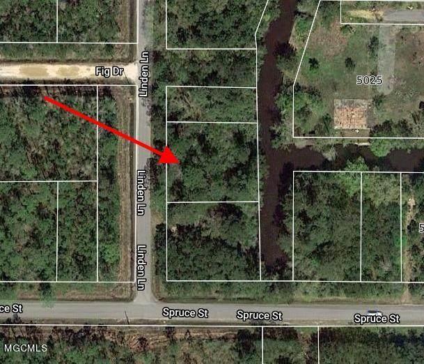 Lots 14-17 Linden Ln, Bay St. Louis, MS 39520 (MLS #370104) :: Dunbar Real Estate Inc.