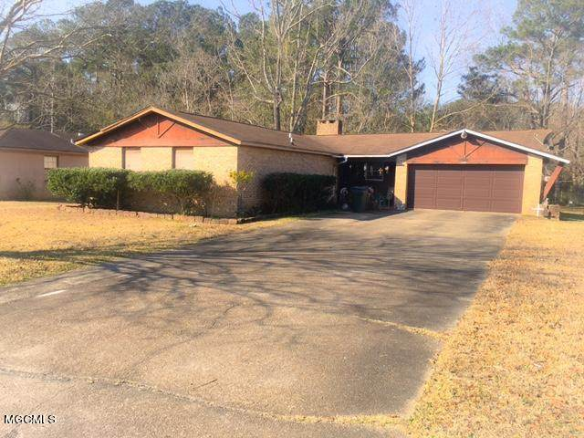 1509 Louis Alexis Trl, Gautier, MS 39553 (MLS #370377) :: Coastal Realty Group