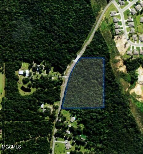 7 Acres John Lee Rd, Biloxi, MS 39532 (MLS #370413) :: The Sherman Group