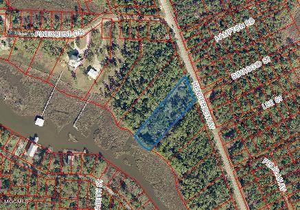 Lot 9 Henderson Ave, Pass Christian, MS 39571 (MLS #371630) :: Dunbar Real Estate Inc.