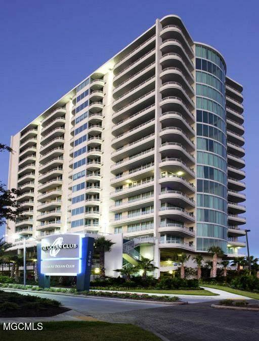2060 Beach Blvd #301, Biloxi, MS 39531 (MLS #372286) :: Coastal Realty Group