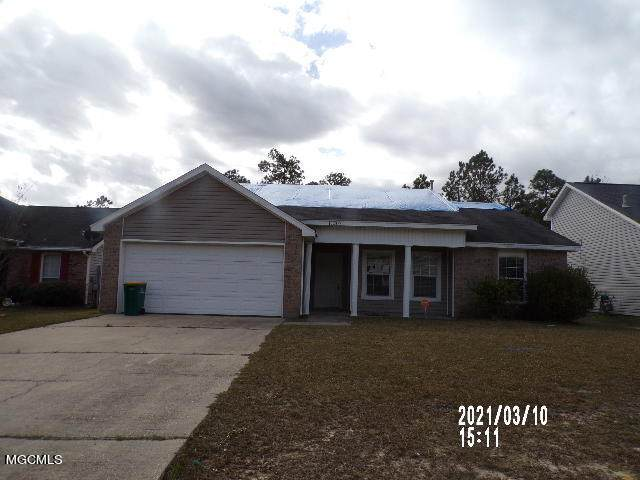 11207 Cypress Bayou Dr, Gulfport, MS 39503 (MLS #372936) :: The Sherman Group