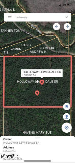 0 S Double Still Rd, Vancleave, MS 39565 (MLS #372964) :: The Sherman Group
