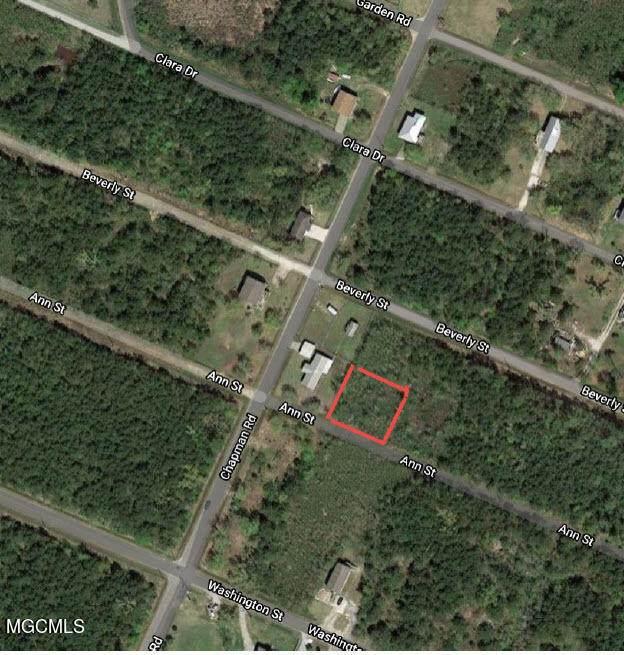 111 Ann St, Bay St. Louis, MS 39520 (MLS #373029) :: Biloxi Coastal Homes