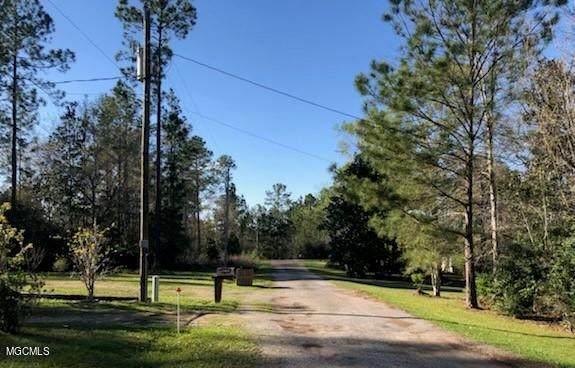 Lot 7 Redbud Ln, Perkinston, MS 39573 (MLS #373147) :: Biloxi Coastal Homes