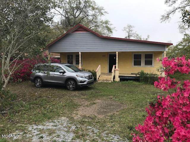 905 Old Spanish Trl, Bay St. Louis, MS 39520 (MLS #373233) :: The Sherman Group