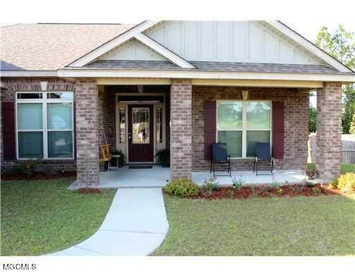 14991 Calcutta Dr, Gulfport, MS 39503 (MLS #373631) :: Berkshire Hathaway HomeServices Shaw Properties