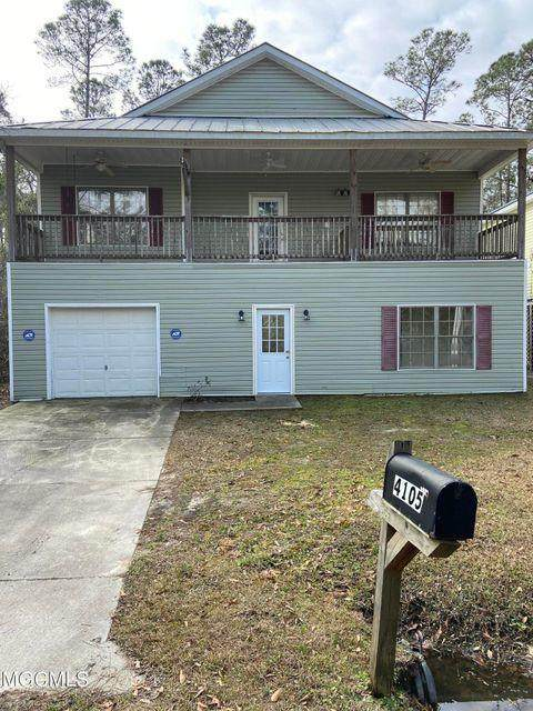 4105 7th St, Bay St. Louis, MS 39520 (MLS #373634) :: Berkshire Hathaway HomeServices Shaw Properties