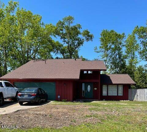 105 Shady Ct, Long Beach, MS 39560 (MLS #373737) :: The Sherman Group