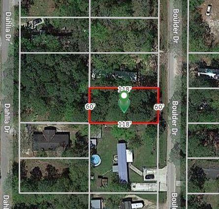 7813 Boulder Dr, Gautier, MS 39553 (MLS #374321) :: Dunbar Real Estate Inc.