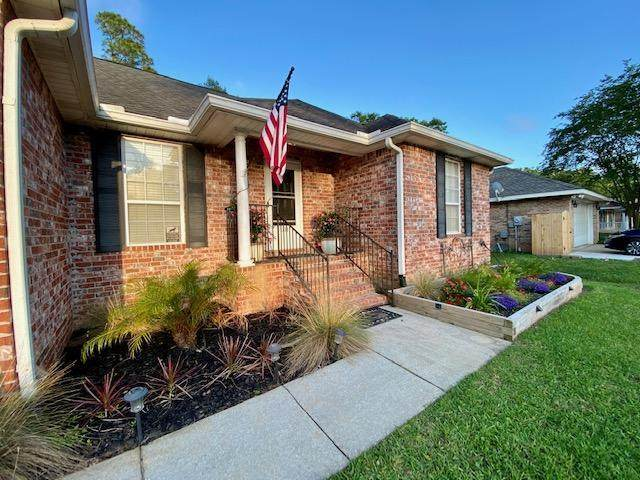 1218 Glendale Pl, Gulfport, MS 39507 (MLS #374714) :: Berkshire Hathaway HomeServices Shaw Properties