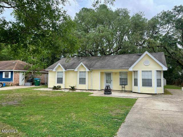 1123 35th St, Gulfport, MS 39501 (MLS #374758) :: Berkshire Hathaway HomeServices Shaw Properties