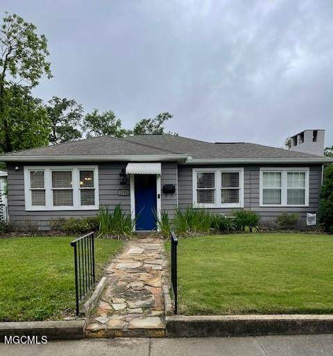 2219 East Ave, Gulfport, MS 39501 (MLS #374786) :: The Sherman Group