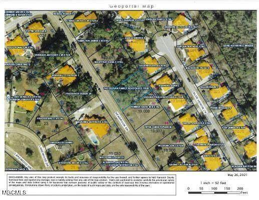 Lot 36 Seabrook Dr, Waveland, MS 39576 (MLS #375676) :: Dunbar Real Estate Inc.