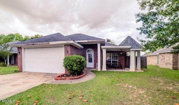 7400 Southwind Dr, Biloxi, MS 39532 (MLS #375729) :: Dunbar Real Estate Inc.