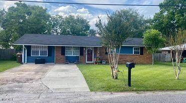 130 Gandy Cir, Long Beach, MS 39560 (MLS #375756) :: Biloxi Coastal Homes