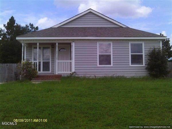 19076 Crestwick St, Saucier, MS 39574 (MLS #375806) :: Dunbar Real Estate Inc.
