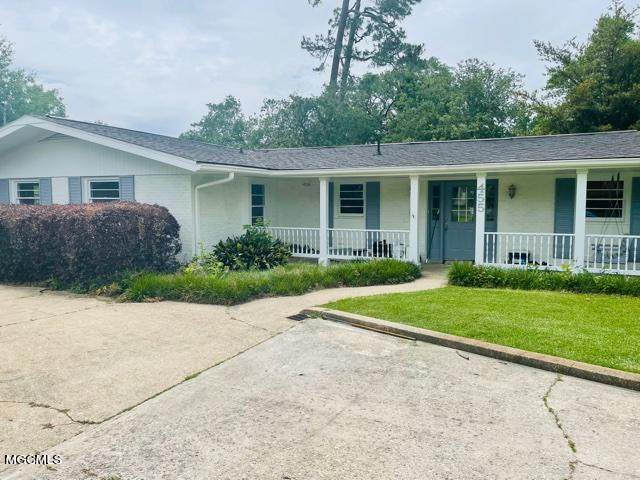 455 Courthouse Dr, Gulfport, MS 39507 (MLS #375876) :: Dunbar Real Estate Inc.