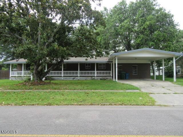 2305 Paul Harvey Ave, Pascagoula, MS 39567 (MLS #376131) :: Biloxi Coastal Homes