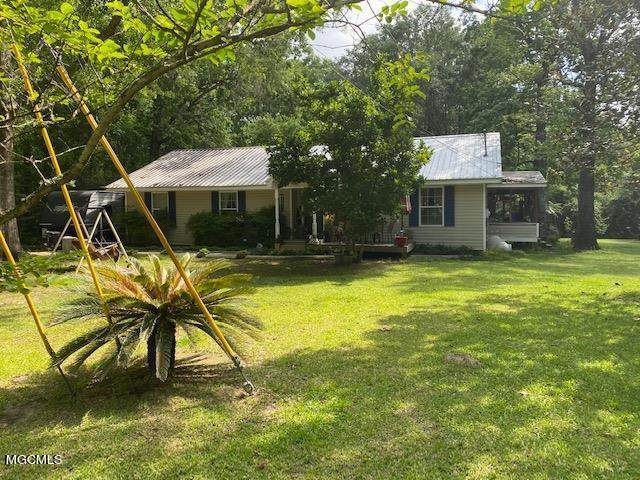 83 Buster Stockstill Rd, Picayune, MS 39466 (MLS #376405) :: Coastal Realty Group
