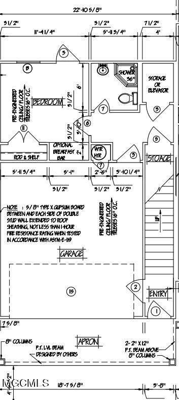 46 Oak Alley Ln, Long Beach, MS 39560 (MLS #376667) :: Keller Williams MS Gulf Coast