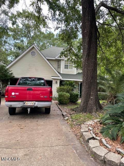 3611 Hedgewood Cv, Ocean Springs, MS 39564 (MLS #376784) :: Keller Williams MS Gulf Coast