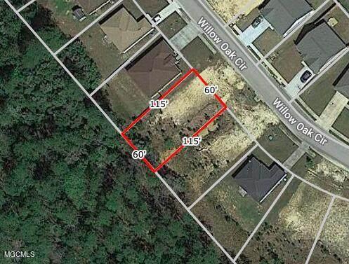 Lot 33 Willow Oak Cir, Gulfport, MS 39503 (MLS #377438) :: Coastal Realty Group