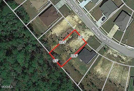Lot 34 Willow Oak Cir, Gulfport, MS 39503 (MLS #377439) :: Coastal Realty Group
