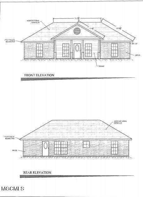 127 Southern Oaks, Lucedale, MS 39452 (MLS #377518) :: Biloxi Coastal Homes