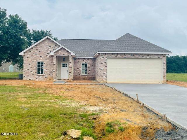 52 Timaquana Dr, Picayune, MS 39466 (MLS #377526) :: Dunbar Real Estate Inc.