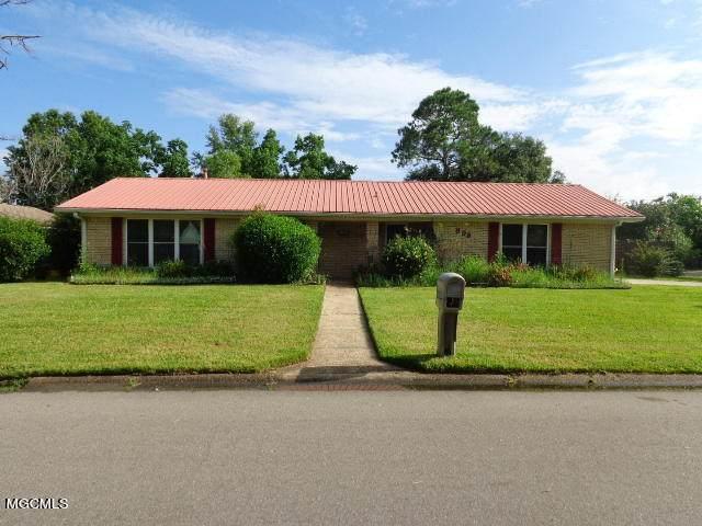 899 W Auburn Dr, Biloxi, MS 39532 (MLS #377827) :: Biloxi Coastal Homes