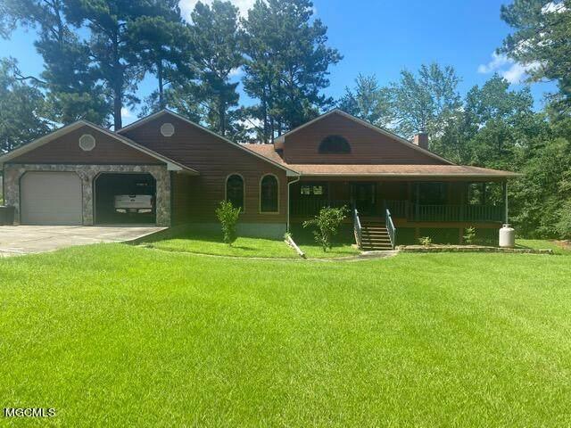 79 Poplar Dr, Perkinston, MS 39573 (MLS #378033) :: Biloxi Coastal Homes