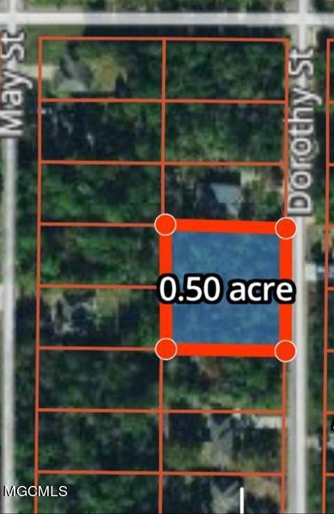 00 Dorothy, Ocean Springs, MS 39564 (MLS #378214) :: Dunbar Real Estate Inc.