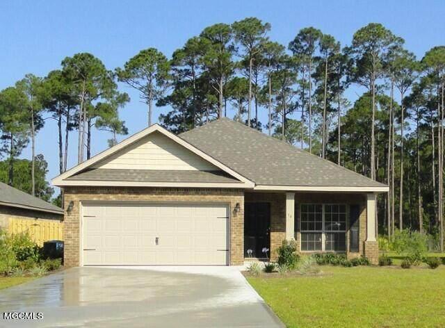 5769 Overland Dr, Biloxi, MS 39532 (MLS #378306) :: Biloxi Coastal Homes