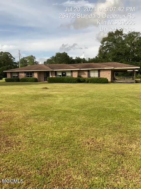 25472 Standard Dedeaux Rd, Kiln, MS 39556 (MLS #378352) :: Biloxi Coastal Homes